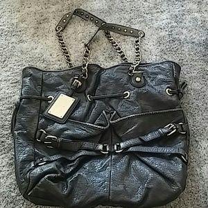 bebe large hobo/tote bag